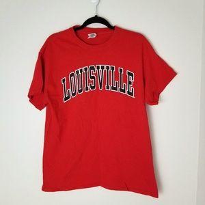 Louisville T-shirt, Size Large